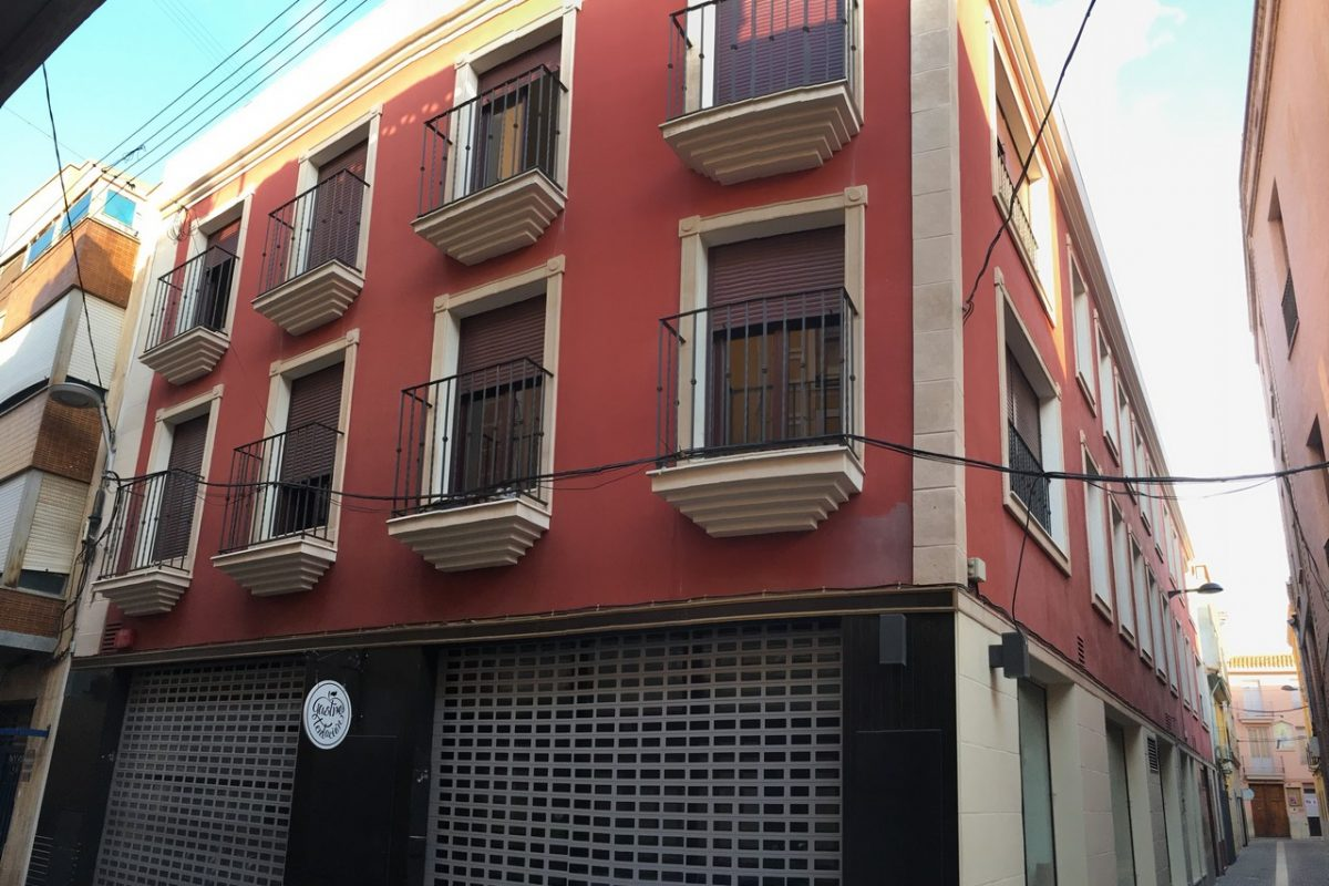 8 VIVIENDAS EN CALLE MAYOR SANTO DOMINGO DE VILLARREAL